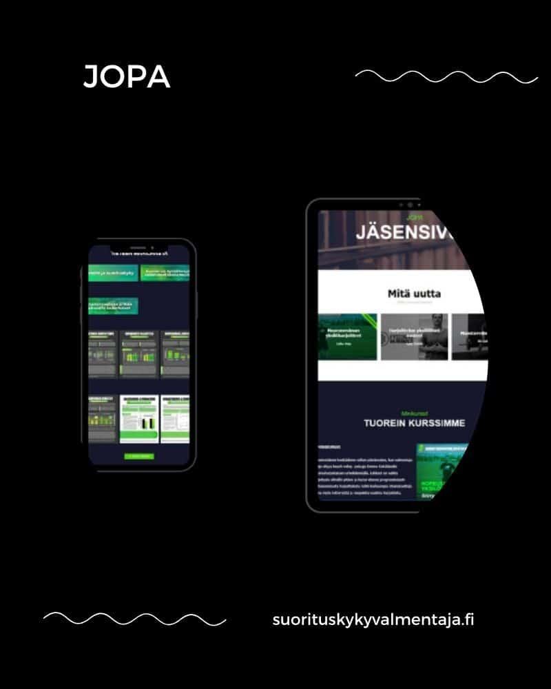 JOPA-Oppimisalusta