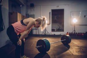 treeniväsymys harjoittelijalla